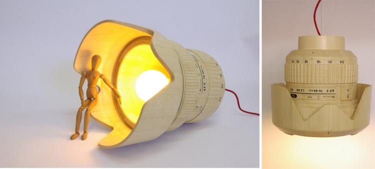 Lámpara a medida 2
