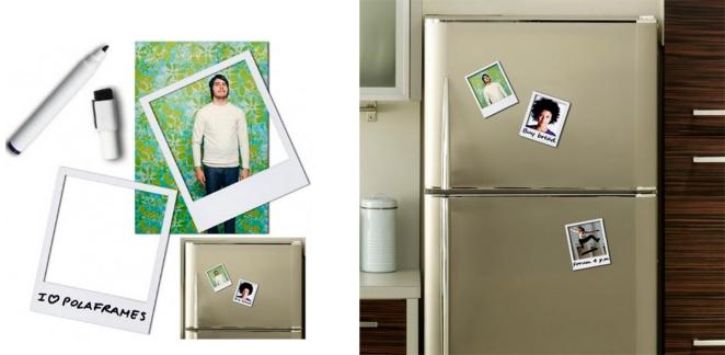 Imán marco fotos Polaroid 2