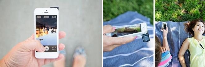 Lente espía para Smartphones 2