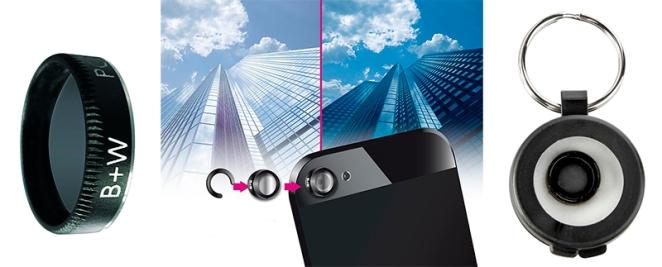 Filtro polarizador Smarphone 2