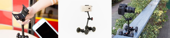 Soporte móvil para cámaras 2