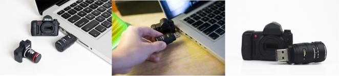 Memoria USB Cámara 2